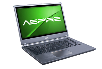 Acer Aspire TimelineUltra M5 Black Laptop Computer - M5-481T-6670
