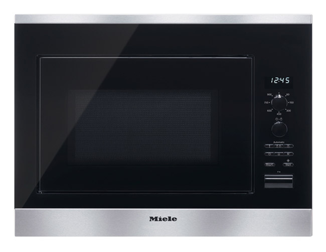 Miele 24 Quot Pureline Built In Microwave Oven M6040sc