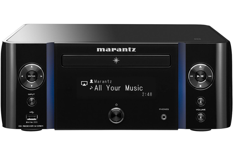 Marantz Black Network CD Receiver