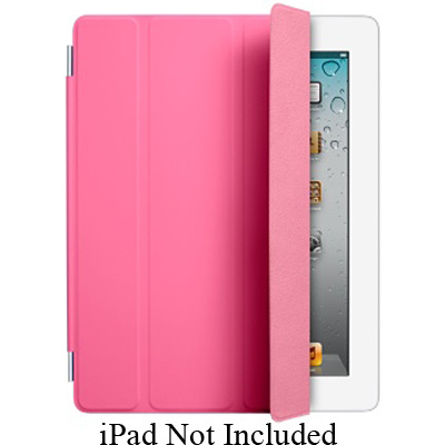 Apple Pink Polyurethane iPad 2 Smart Cover - MD308LL/A