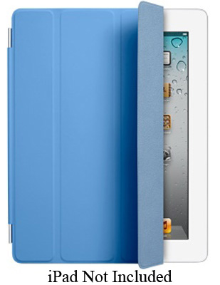 Apple Blue Polyurethane iPad 2 Smart Cover - MD310LL/A