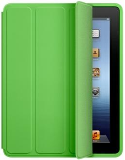 Apple Green Polyurethane iPad 2/3 Smart Case - MD457LLA