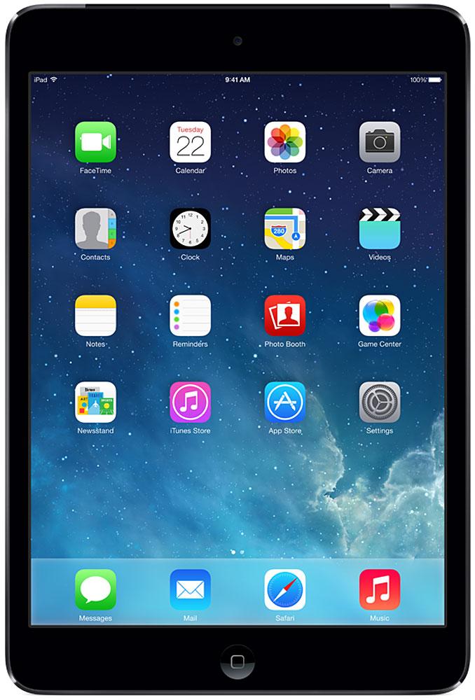 Apple iPad Mini With Retina Display Space Grey Wi-Fi 16GB