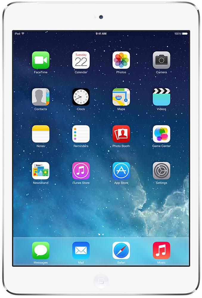 Apple iPad Mini 2 Wi-Fi : 16GB/White (ME279LL/A)