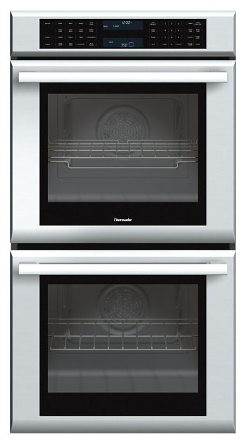 Thermador Masterpiece MED272JS 27inch Double Electric Wall Oven With 4.2 Cu. Ft