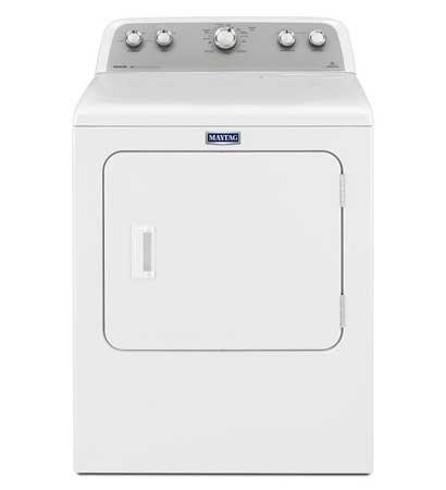 Maytag Bravo White Gas Dryer