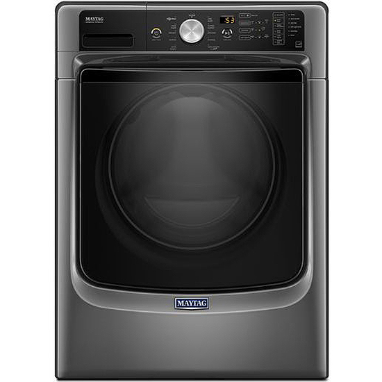 Consumer Guide Appliances: Maytag Metallic Slate Front Load Steam Washer
