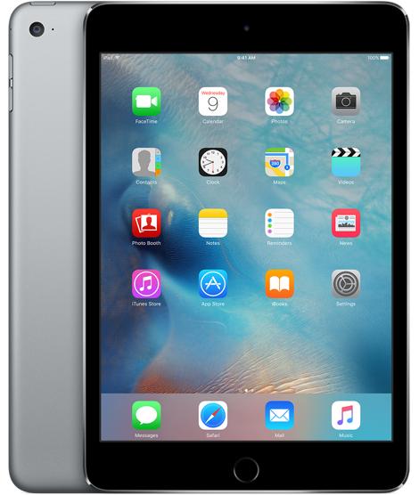 Apple iPad Mini 4 64GB Wi-Fi Space Gray