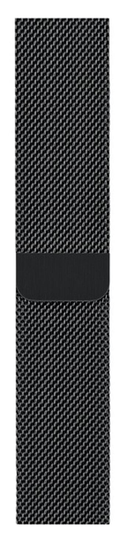 Apple Watch Milanese Loop (42mm, Space Black) MLJH2AM/A