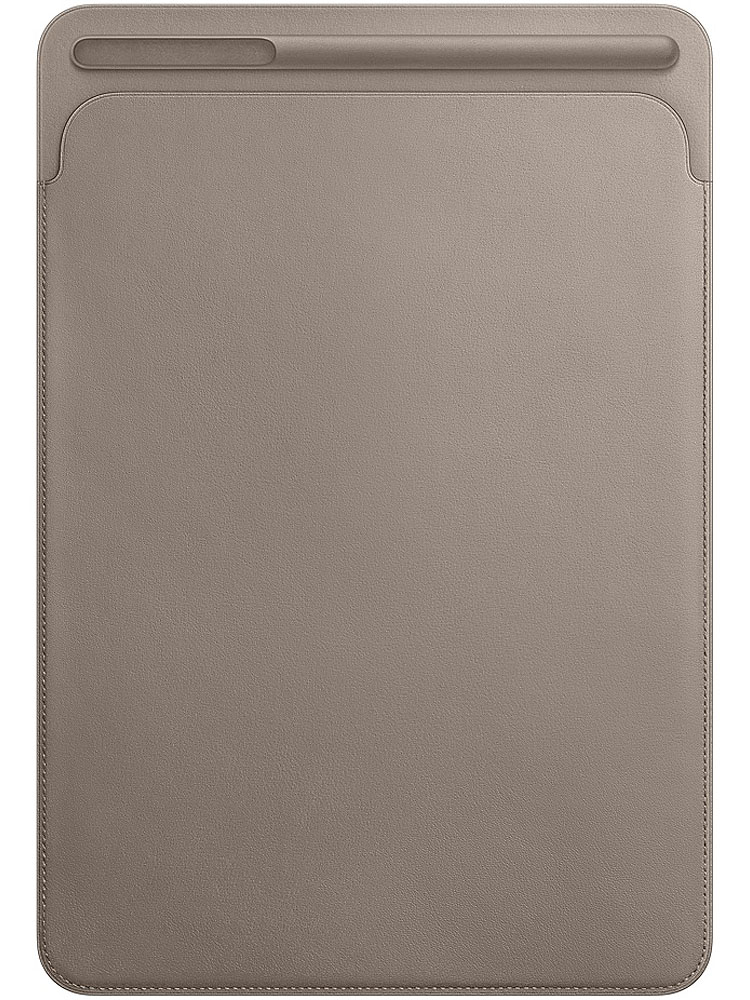 Apple iPad Pro 10.5-Inch Taupe Leather Sleeve