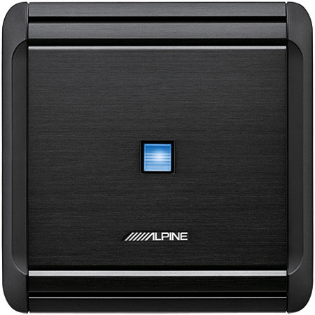 Alpine V-Power Series Mono Power Digital Amplifier