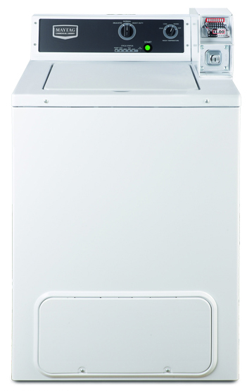 """Maytag 27"""" White Eco Top Load Washer"""