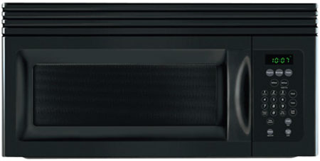 Frigidaire Black Over-The-Range Microwave Oven