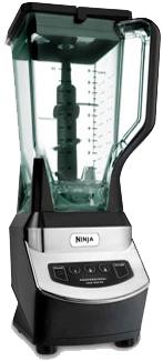 Euro-Pro Ninja Black Professional Blender