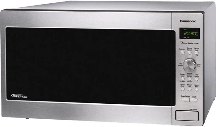 panasonic stainless countertop microwave oven - Panasonic Microwave Inverter