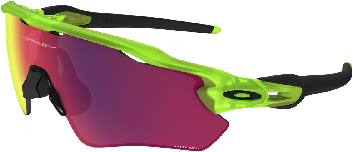 c2315e1777 ... denmark oakley uranium collection prizm road radar ev path shield mens  sunglasses 879ff 394fe ...