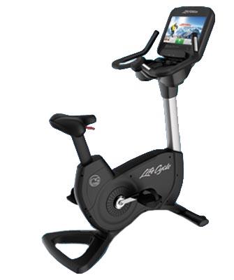 Life Fitness Discover SE Platinum Club Series Upright Exe...