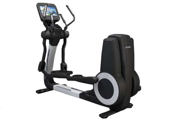 Life Fitness Discover SI Elliptical Cross-Trainer In Diam...