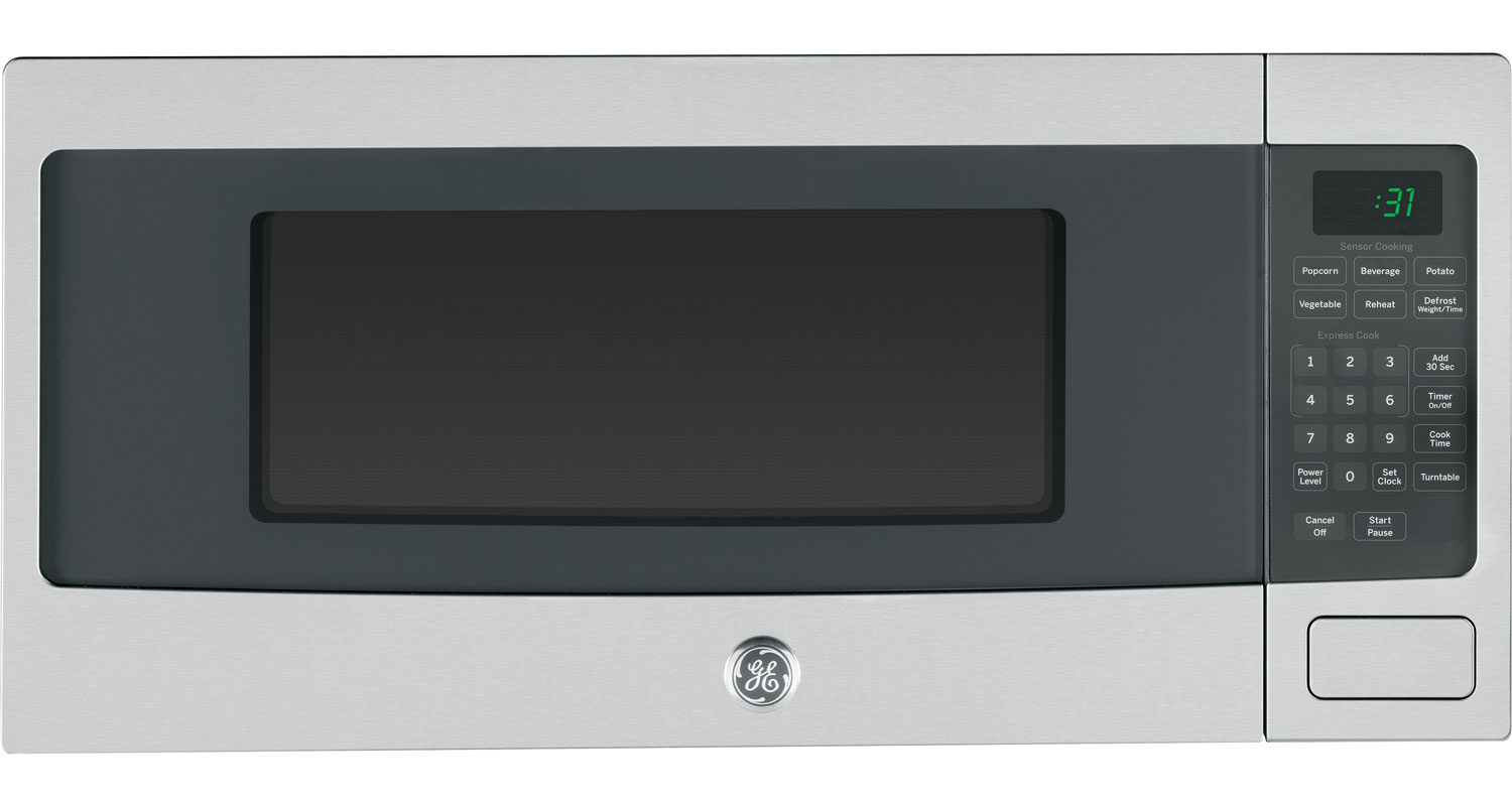 Ge Appliance Warranty >> GE Profile Stainless Countertop Microwave Oven- PEM31SFSS