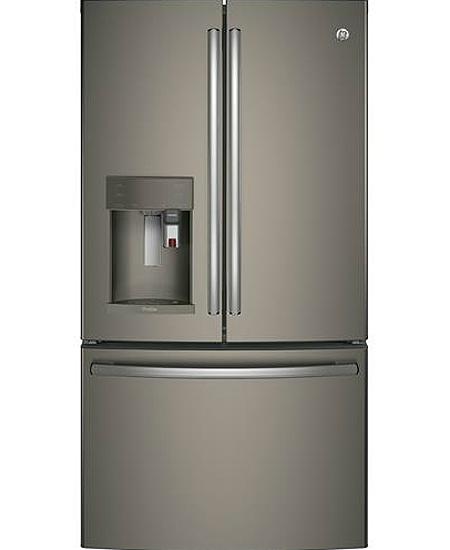 GE Profile Slate French Door Refrigerator