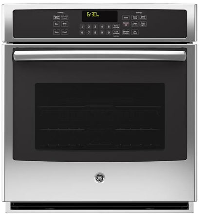 """GE Profile 27"""" Stainless Steel Wall Oven"""