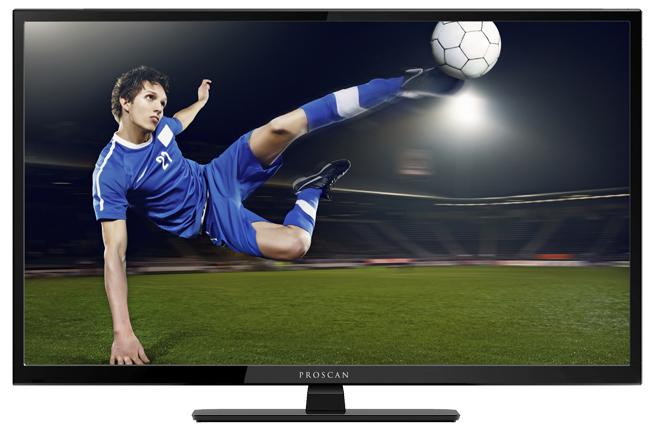 "Proscan 32"" 720p LED HDTV With Digital Tuner"