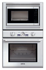 """Thermador 30"""" Professional Series Stainless Steel Combina..."""