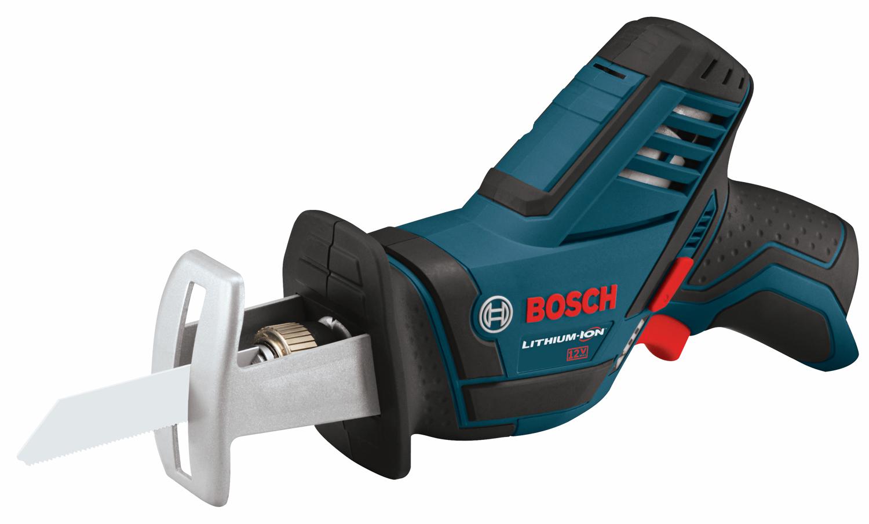 Bosch Tools 12 V Max Pocket Reciprocating Saw