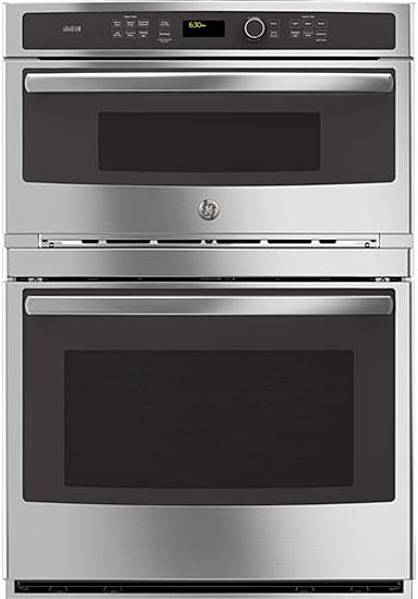 """GE Profile 30"""" Stainless Steel Built-In Combination Advan..."""
