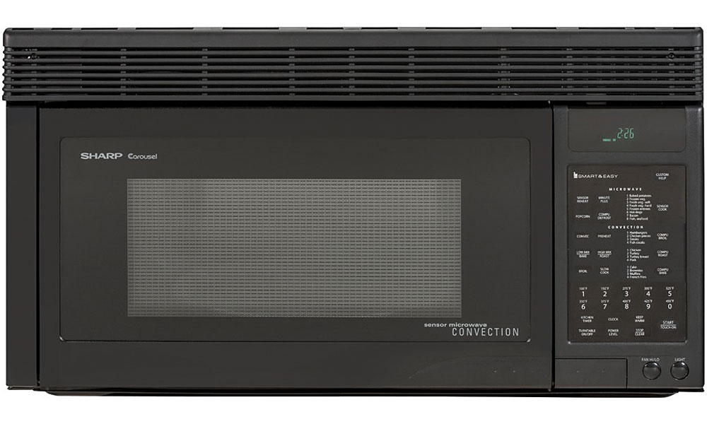 Sharp R1875 1.1 cu. ft. Convection Over-the-Range Microwave
