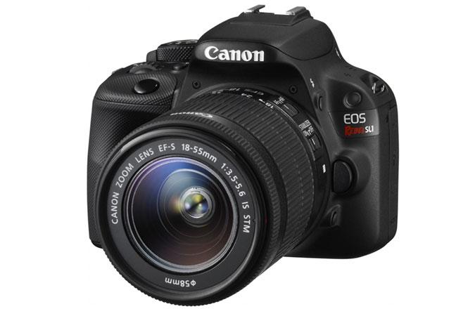 Canon EOS Rebel SL1 18-55mm DSLR Camera Kit