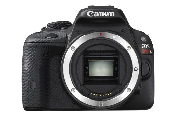 Canon EOS Rebel SL1 DSLR Camera Body