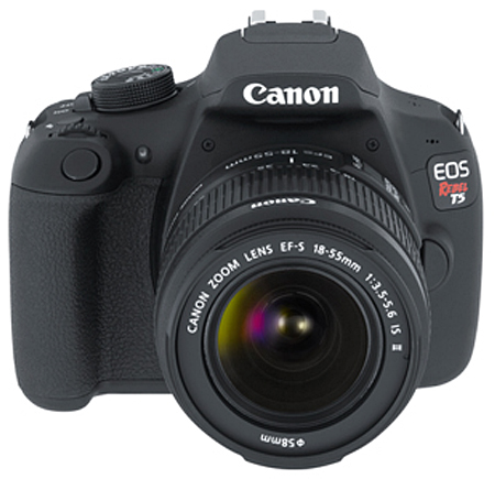 Canon EOS Rebel T5 Digital SLR Camera With 18-55mm IS II ...