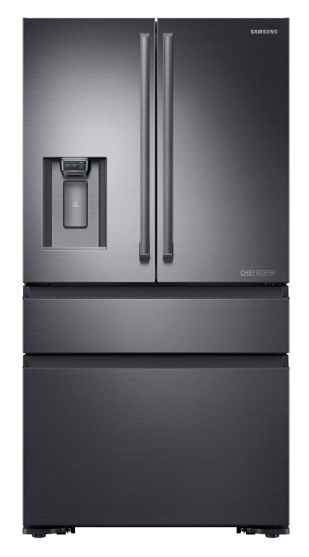Samsung 36 Quot Chef French Refrigerator Rf23m8960mt