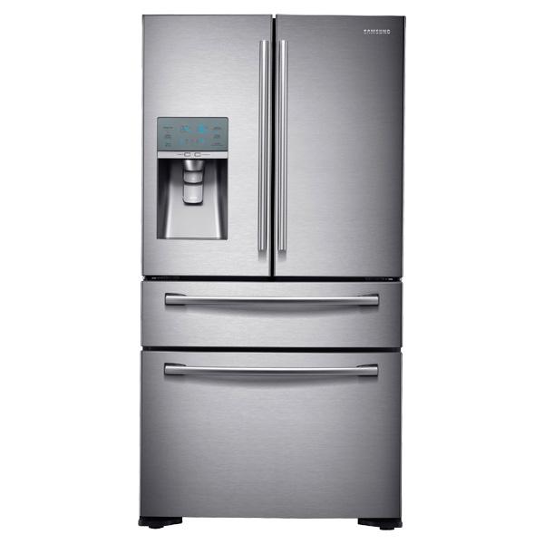Samsung Counter Depth Stainless Bottom-Freezer Refrigerator