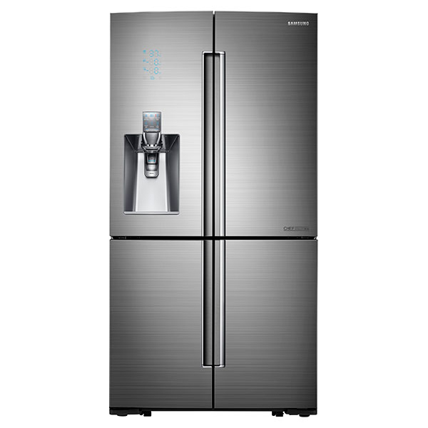 Samsung Counter Depth Refrigerator French Door Stainless Steel