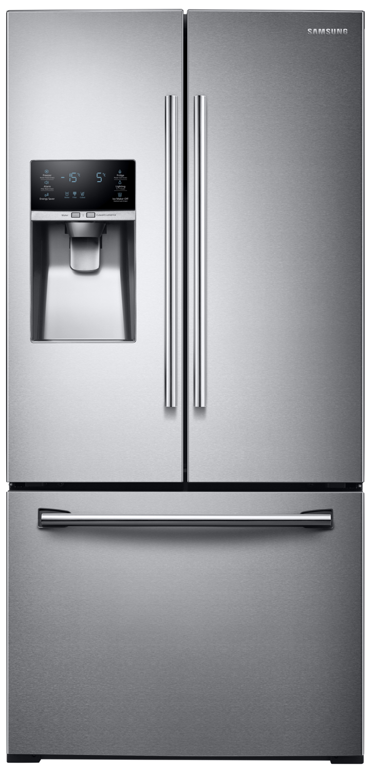 Marvelous Samsung Stainless Steel French Door Refrigerator