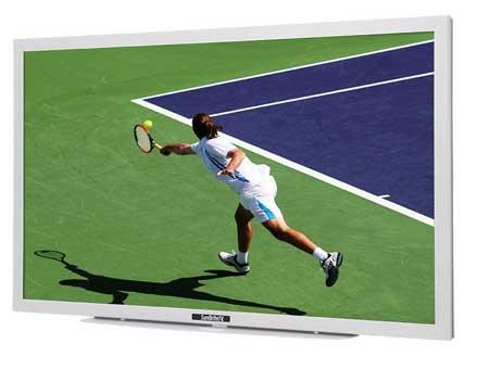 """Sunbrite Tv Signature Series - 46"""" Class (46"""" Diag.) - LED - Outdoor - 1080p - 60Hz - HDTV - White"""