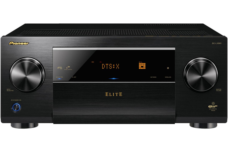 Pioneer Elite Black 11.2 Channel Class D3 Network AV Receiver