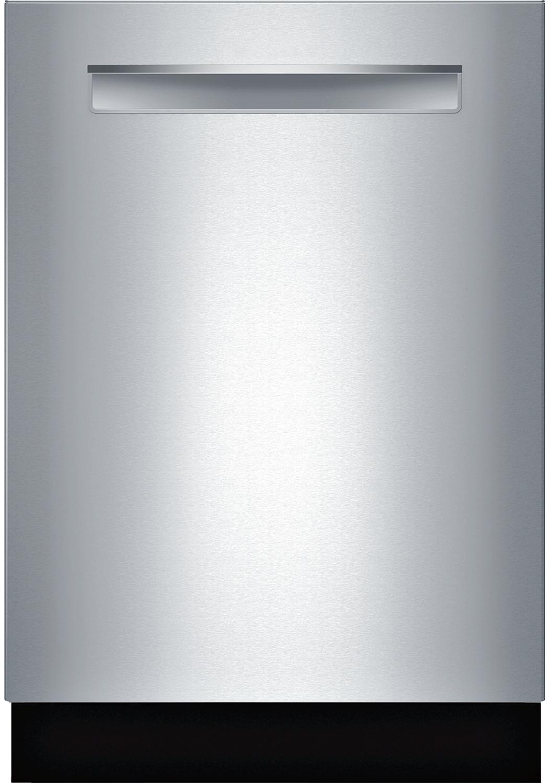 Bosch 24 Stainless Built In Dishwasher SHPM65W55N