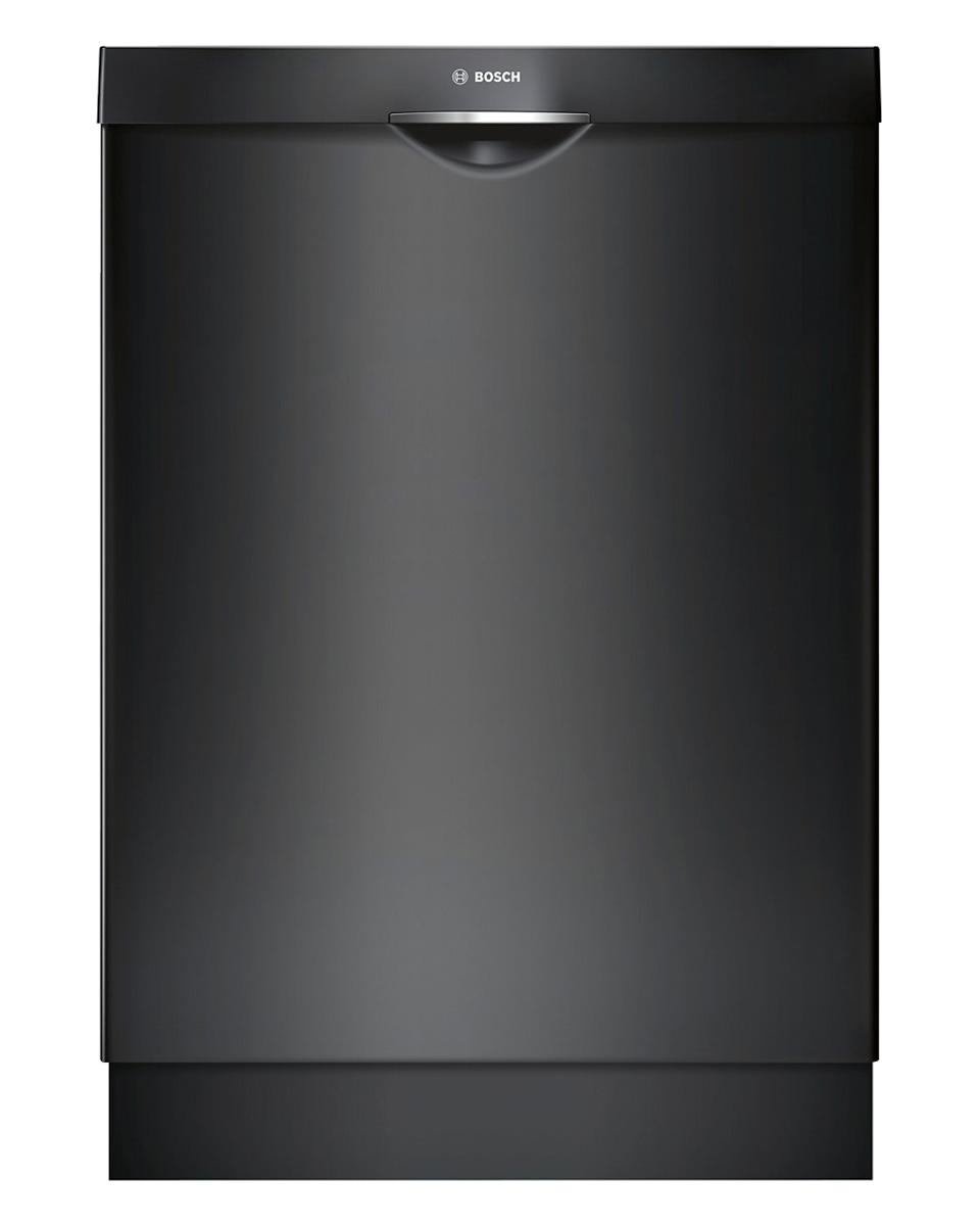 "Bosch 24"" Ascenta Series DLX Black Built-In Dishwasher"