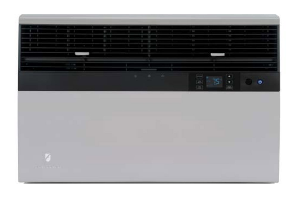 Friedrich Kuhl 24,000 BTU 10.4 EER 230V Window Air Conditioner