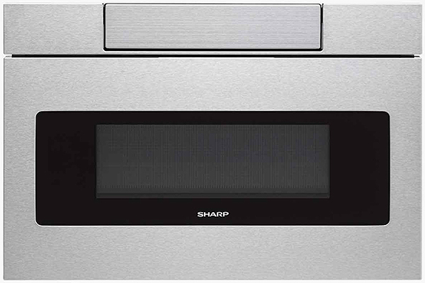 "Sharp 30"" Stainless Steel Microwave Drawer Oven"