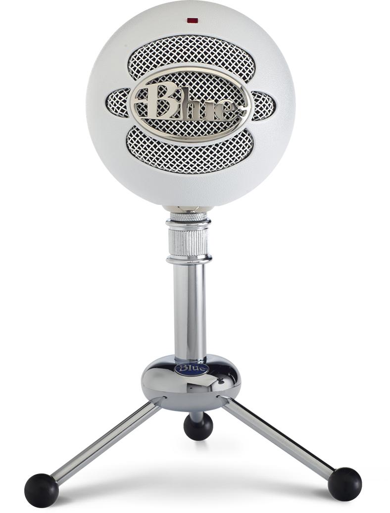 Usb Microphone Blue Snowball : blue microphones snowball white usb microphone snowball ~ Russianpoet.info Haus und Dekorationen