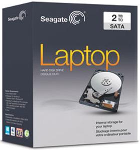 Seagate Laptop Thin HDD 2TB Internal Hard Drive