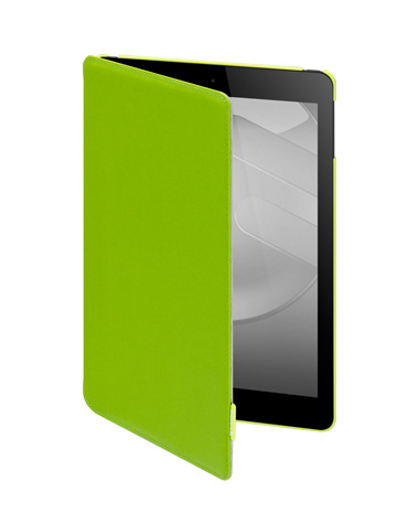 SwitchEasy Lime Canvas Cover For Apple iPad Air