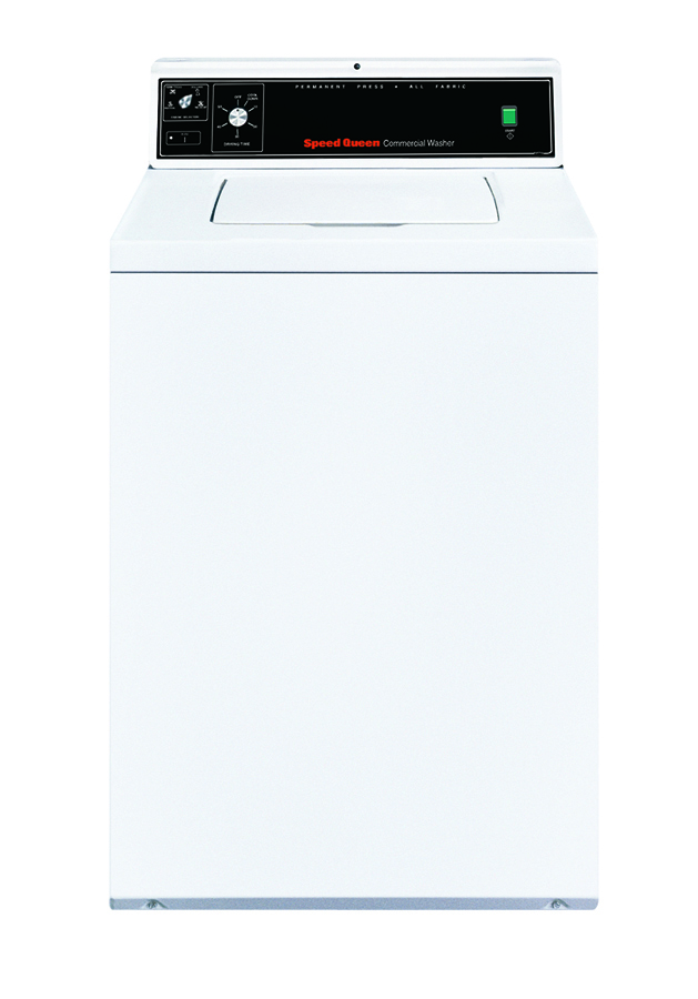 SPEED QUEEN White Commercial Washer