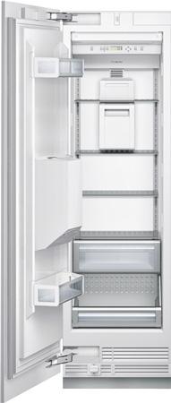 "Thermador 24"" Panel Ready Freezer Column with External Ic..."