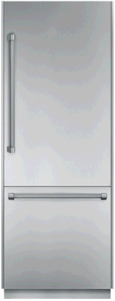 "Thermador 30"" Stainless Steel Built In Bottom Freezer Ref..."