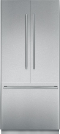 "Thermador 36"" Stainless Built-In French Door Refrigerator"